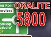 ORALITE® 5800 High Intensity Grade Reflective